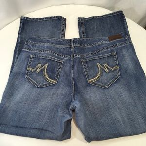 Maurice's Jeans Size 22 Long Plus Sz